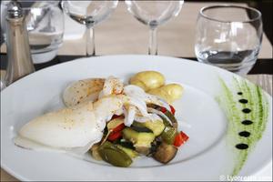 04 seiche plat poisson restaurant lyon comptoir de sam Le Comptoir de Sam