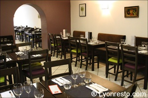 06 salle deux restaurant lyon comptoir de sam Le Comptoir de Sam