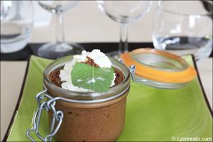 07 mousse chocolat dessert plat restaurant lyon comptoir de sam Le Comptoir de Sam