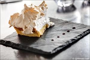 19 Le Comptoir des Artistes Lyon Restaurant Plat Dessert Le Comptoir des Artistes