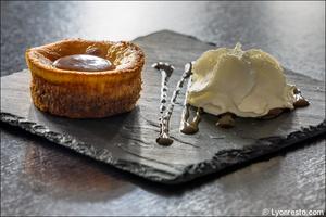 24 Le Comptoir des Artistes Lyon Restaurant Plat Dessert Le Comptoir des Artistes