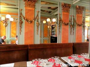 2 Le Comptoir Du Boeuf Restaurant Lyon Salle Le Comptoir du Boeuf