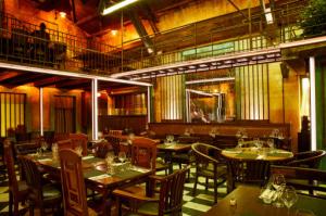 01 le Diskret Lyonresto restaurant original Lyon Part Dieu gastronomie Le Diskret