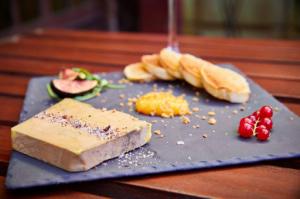 02 cuisine le Diskret Lyonresto restaurant original Lyon Part Dieu gastronomie Le Diskret