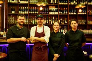 04 le Diskret Lyonresto restaurant original Lyon Part Dieu gastronomie Le Diskret
