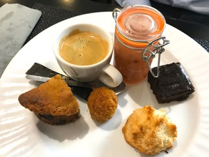 le flagrand delices cafe gourmand Le flagrant délice