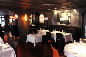3 salle ensemble arche restaurant le gabion lyon Le Gabion