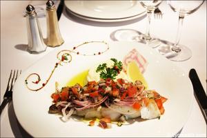 4 poisson plat restaurant le gabion lyon selection Le Gabion