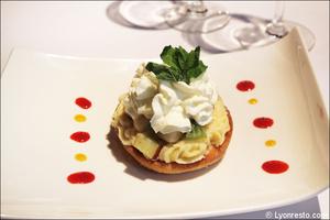 6 dessert palais breton plat restaurant le gabion lyoni Le Gabion