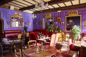 003 Le Grain de Folie restaurant Lyon Croix Rousse salle atypique Le grain de folie