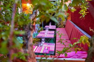 005 Le Grain de Folie restaurant Lyon Croix Rousse terrasse Le grain de folie