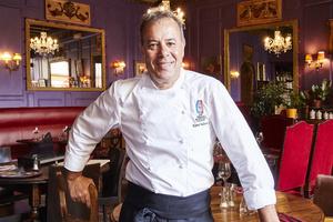 007 Le Grain de Folie restaurant Lyon Croix Rousse chef Kamel Bellouere Toques Blanches Le grain de folie