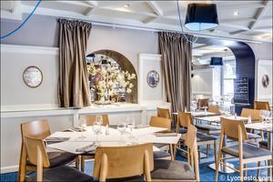 04 Le Grand Cafe Lyonnais Restaurant Lyon salle Le Grand Café Lyonnais (ex Paulaner)