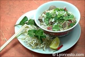 4 pho restaurant chinois vietnamien venissieux jardin de l orient Le Jardin de l'Orient