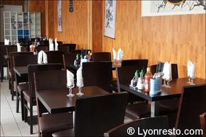 7 salle restaurant chinois vietnamien venissieux jardin de l orient Le Jardin de l'Orient