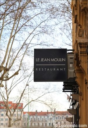 1 Le Jean Moulin Restaurant Lyon Exterieur Le Jean Moulin