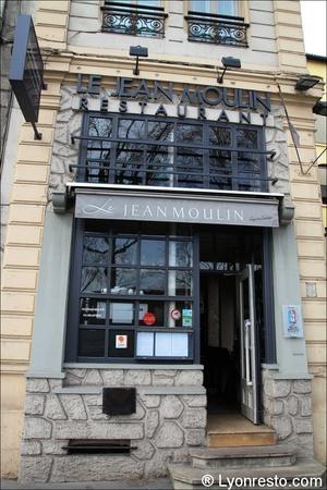 2 Le Jean Moulin Restaurant Lyon Exterieur Le Jean Moulin