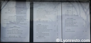 3 Le Jean Moulin Restaurant Lyon Menu Le Jean Moulin