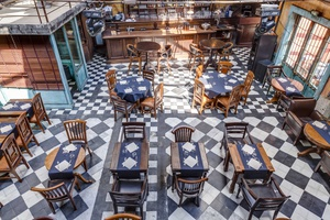 001 Le Koodeta Lyon Restaurant salle selection  Le Koodeta
