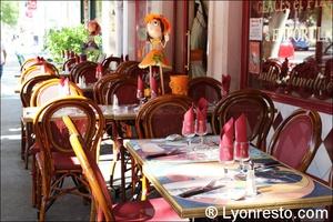 2 terrasse monna lisa monna lisa restaurant lyon Le Monna Lisa