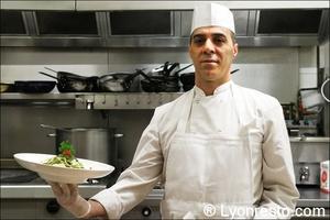 3 chef michelle cerotti monna lisa restaurant lyon Le Monna Lisa