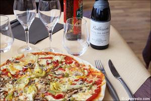 7 pizza plat restaurant neolis chaponost Le Noelis