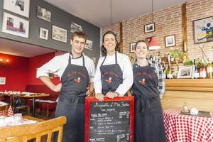 00 Le P tit Bouchon restaurant Lyon 3 equipe Le P'tit Bouchon