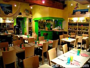 23 le pain de sucre le restaurant Le Pain de Sucre
