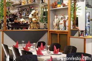 3 deco ambiance salle restaurant asiatique lyon palais d or Le Palais d'Or