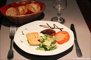 6 entree foie gras plat restaurant dansant karaoke festif papagayo lyon Le papagayo