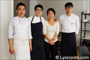 0 equipe restaurant gastronomique lyon passe temps Le Passe Temps