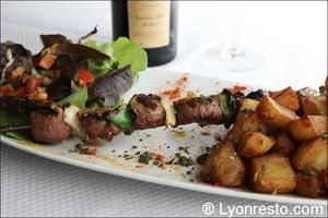 grillade Le Petit Dauphin