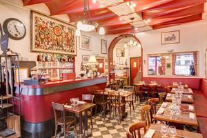 001 restaurant Le Poelon d Or Lyon cuisine lyonnaise bouchon lyonnais Le Poêlon d'Or