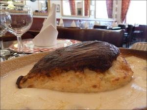 Photo  4-quenelle-restaurant-lyon-bouchon-poelon-d-or.jpg Le Poêlon d'Or