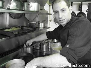 93 chef restaurant lyon bouchon poelon d or Le Poêlon d'Or