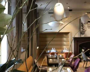 04 decor le President restaurant Lyon Le Président