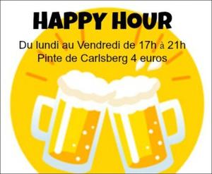 001 flyer happy hour le quai 9 Le Quai 9