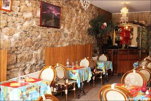 4 salle longueur restaurant des iles cuisine exotique lyon Le restaurant des iles