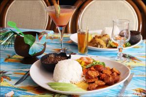 8 plat restaurant des iles cuisine exotique lyon Le restaurant des iles