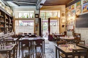 001 Le Sathonay Restaurant salle Le Sathonay