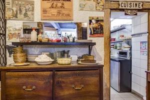 007 Le Sathonay Restaurant commonde de cuisine Le Sathonay