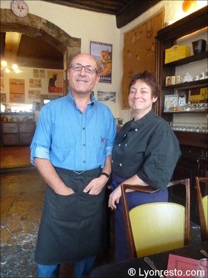 Le restaurant Le Sathonay à 69001 Lyon recommandé