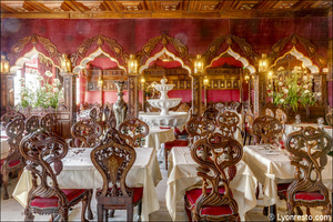 01 Le Shalimar Restaurant Lyon Salle Le Shalimar