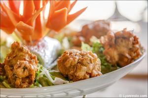 02 Le Shalimar Restaurant Lyon Plat Le Shalimar