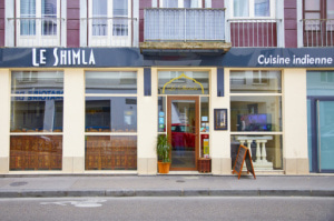025 facade Shimla restaurant indien Villeurbanne cuisine authentique Lyonresto Le Shimla