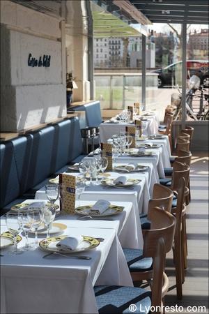 Le Sud Restaurant Lyon Salle Le Sud