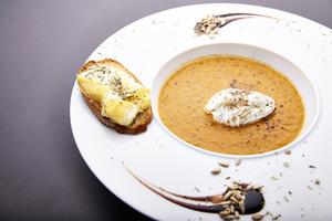 002 plat restaurant Lyon Vaise portrait equipe Le temps d un repas Le temps d'un repas