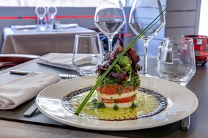 11 tomate mozzarella le temps d un repas lyon restaurant Le temps d'un repas