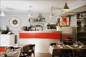 4 comptoir salle bar restaurant temps un repas lyon Le temps d'un repas