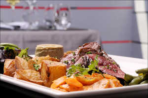 6 plat viande restaurant temps un repas lyon Le temps d'un repas